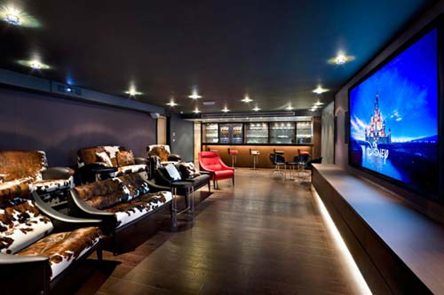 Best Collection Home Theater Design Ideas 11
